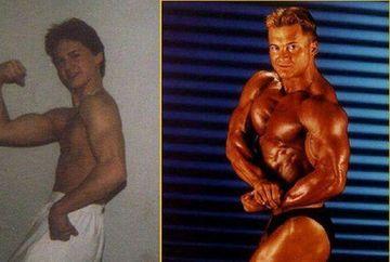 Bodybuilding: INAINTE si DUPA! Iata ce TRANSFORMARI uluitoare au suferit acesti oameni FOTO