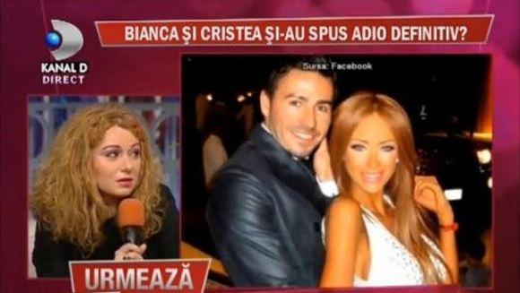"""Catalin Botezatu: """"Eu nu cred ca Bianca si Cristea s-au despartit din cauza ei"""""""