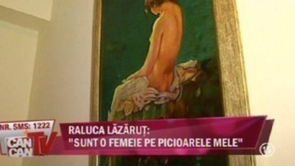 Vezi care sunt obiectele de suflet ale Ralucai Lazarut de care nu s-ar desparti niciodata!