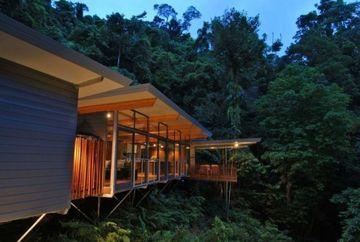 IREAL - Casa care te face sa-ti doresti sa te muti intr-o padure tropicala! GALERIE FOTO