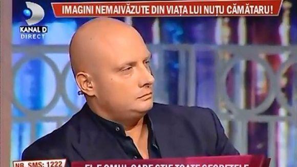 Nutu Camataru, filmat NON STOP in cele mai INTIME ipostaze! Regizorul italian dezvaluie TOATE SECRETELE interlopului
