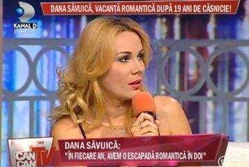 """Dana Savuica: """"In vacanta am aflat ca sotului meu ii place sa fie filmat"""""""