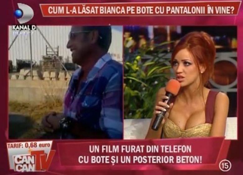 """Bianca Dragusanu, despre filmuletul in care Botezatu si-a aratat posteriorul: """"Am trait zile de cosmar"""". Afla MOTIVUL!"""