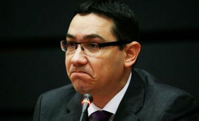 """Consiliul de atestare a decis: Victor Ponta A PLAGIAT lucrarea de doctorat. """"85 de pagini sunt COPY-PASTE"""""""