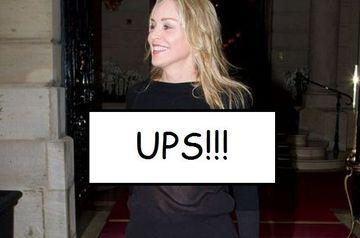 UPS! Blonda din Basic Instinct nu se dezminte: Sharon Stone si-a aratat TOT la un eveniment in Paris! Vezi ce tinuta a purtat FOTO