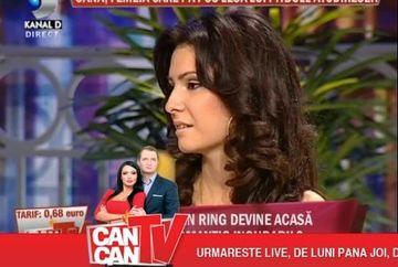 """Oana, logodnica lui Pitbull:""""Eu sunt mai vulcanica in relatia noastra"""""""