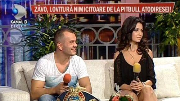 """Pitbull Atodiresei ii declara razboi Oanei Zavoranu:""""Daca ar fi trait in Evul Mediu, ar fi fost omorata cu pietre """""""