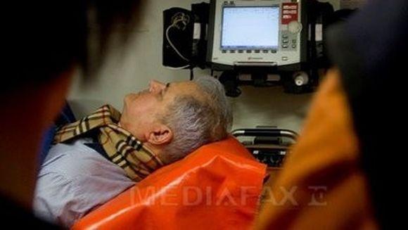 UPDATE Adrian Nastase a incercat sa se sinucida! Politicianul se afla la Terapie Intensiva, iar medicii stabilesc cand va intra in operatie