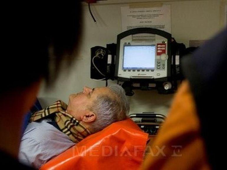 UPDATE Adrian Nastase a incercat sa se sinucida! Politicianul se afla la Terapie Intensiva si va fi operat in aceasta dimineata