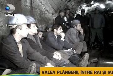"""Petrila, un loc aflat intre lumina si intuneric. Urmareste un reportaj impresionat prezentat la """"Asta-i Romania"""""""