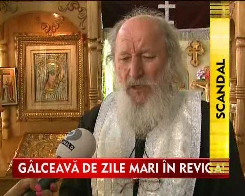 STIREA ZILEI: Scandal la Reviga! Satenii isi vor fostii preoti inapoi dupa ce au fost dati afara VIDEO