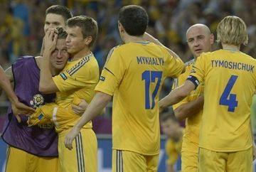 EURO 2012: Franta si Anglia au facut egal, Ucraina a invins Suedia. Vezi aici GOLURILE si MECIURILE programate astazi VIDEO
