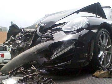 Lindsay Lohan, implicata intr-un GRAV ACCIDENT de masina! Actrita a fost dusa la spital