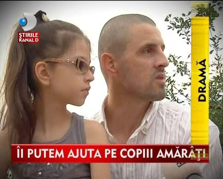 Pavel Stratan si Cleopatra au intins o mana de ajutor copiilor orfani VIDEO