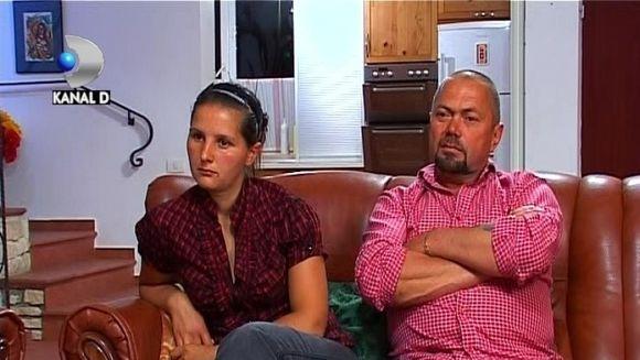 Irina Petrea intre doua familii complet diferite!