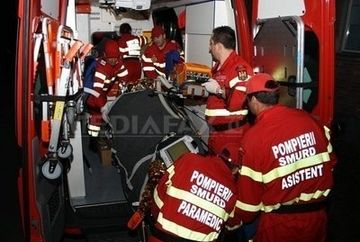 ACCIDENT GRAV: Un autocar cu turisti ucranieni s-a rasturnat la Maicanesti! O persoana a decedat si 12 au fost ranite VIDEO