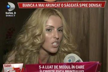 Denisa Nechifor ii da replica Biancai Dragusanu