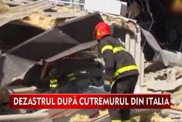 Cutremurul din Nordul Italiei: 350 de raniti si 16 morti pana acum VIDEO