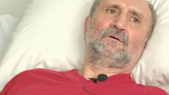 Eforturi pentru SALVAREA lui Serban Ionescu! Actorul este transportat astazi la o clinica din Germania