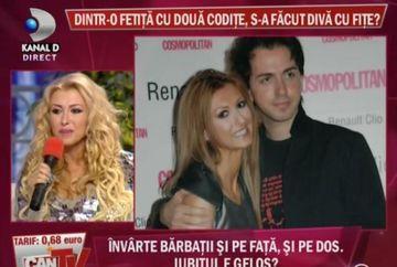 """Andreea Balan: """"Nu se leaga meseria pe care o fac eu cu statutul de femeie maritata"""""""
