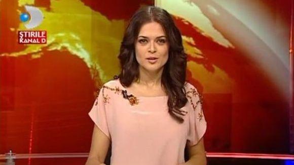 EXCLUSIV - Raluca Lazarut, despre cum a fost primul LIVE in postura de prezentatoare a Stirilor Kanal D