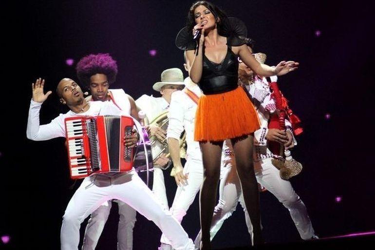 EUROVISION 2012: Mandinga s-a calificat IN FINALA! Vezi care sunt celelalte finaliste