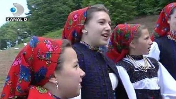 Traditii romanesti pastrate cu sfintenie! VIDEO
