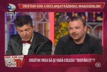 Cristian Gog a declansat RAZBOIUL MAGICIENILOR! Andrei Teasca si Leonard Iosefini s-au duelat pentru SUPREMATIE FOTO