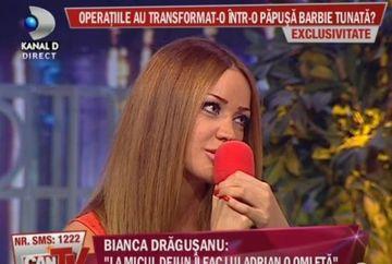 """Bianca Dragusanu: """"L-am sfatuit pe Adrian sa se impace cu Denisa Nechifor"""""""