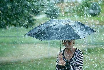PROGNOZA METEO: se anunta ploi si grindina! Afla cum va fi vremea in weekend