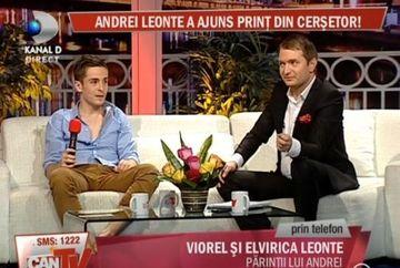 """Andrei Leonte:""""Fosta mea iubita m-a inselat. Acum am o noua relatie, dar nu pot spune ca e serioasa"""""""