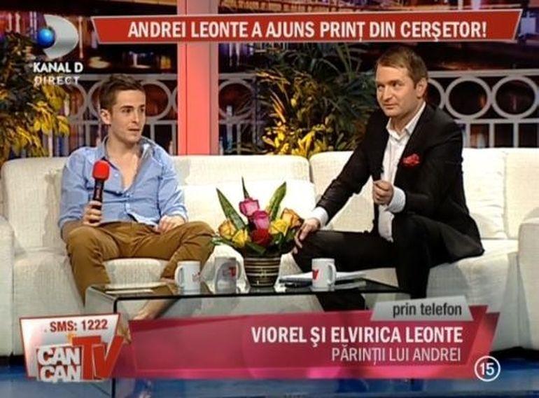 Andrei Leonte:Fosta mea iubita m-a inselat. Acum am o noua relatie, dar nu pot spune ca e serioasa
