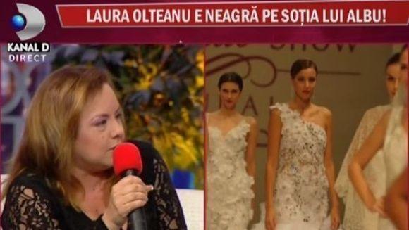 """Laura Olteanu catre Iulia Albu: """"Tu stii foarte bine ca esti o nebuna"""""""