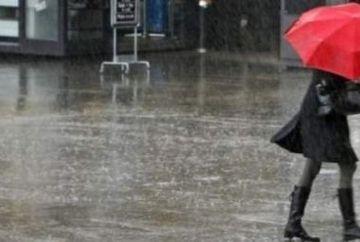 PROGNOZA METEO: Averse de ploaie si grindina! Afla cum va fi vremea in weekend
