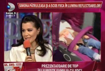 """Simona Patruleasa: """"Sunt o mama exagerata"""""""