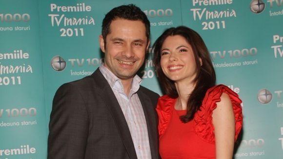 Stefan Lungu si Anca Rusu s-au logodit