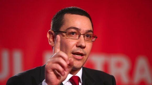 USL il propune pe Victor Ponta pentru functia de premier. PDL si UDMR nu mai vor la guvernare