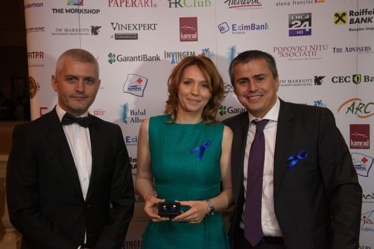 Simona Patruleasa, Raluca Moianu si Virgil Iantu solidari in cauza Invinge Autismul