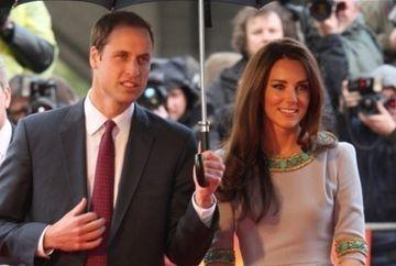 Kate Middleton si Printul William au stralucit pe covorul rosu la Londra