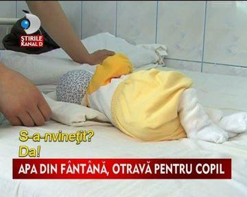 Socant! Doi parinti si-au otravit din greseala fiica VIDEO