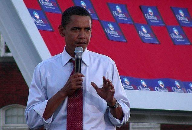 Barack Obama, STROPIT CU IAURT pe pantaloni! Vezi ce s-a intamplat VIDEO