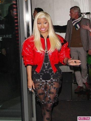 Cele mai scandaloase tinute ale rapperitei Nicki Minaj! GALERIE FOTO