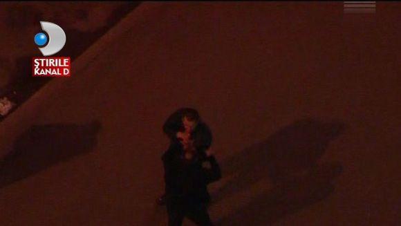 Pumnul face legea in strada! VIDEO