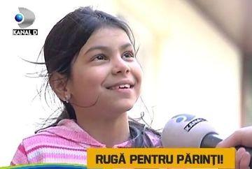 Povestea Rozei, un copil abandonat din saracie! VIDEO