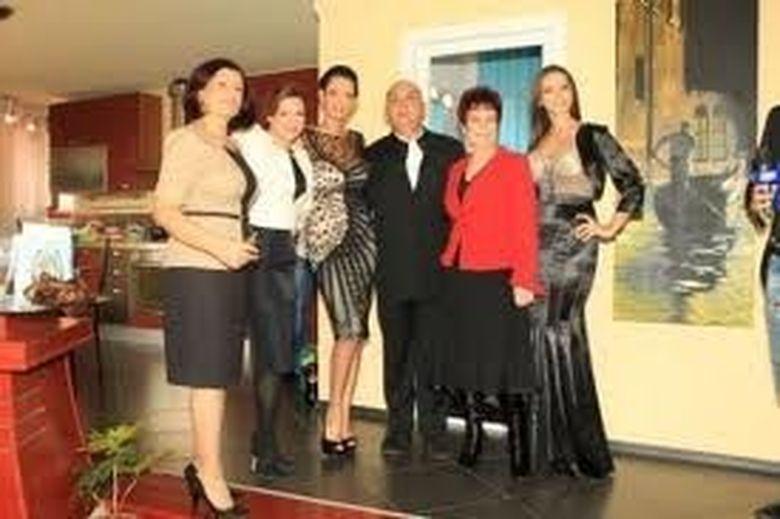Uite cum a aratat Nicoleta Luciu in ziua nuntii cu iubitul ei, Szolt Csergo! FOTO