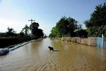 COD GALBEN de inundatii in judetele Harghita, Covasna si Brasov