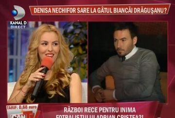 "Denisa Nechifor: ""Cred ca persoana cu care sunt ar putea tine loc de tata al Raniei"""