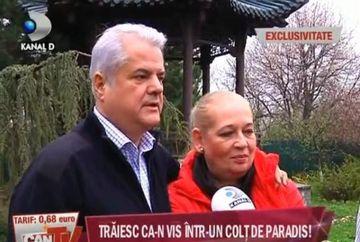 Andrian si Dana Nastase, in coltul de Rai de la Cornu, IN EXCLUSIVITATE, la Cancan TV!