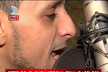 Ralflo, un cantaret din Franta, cauta succesul in Romania VIDEO
