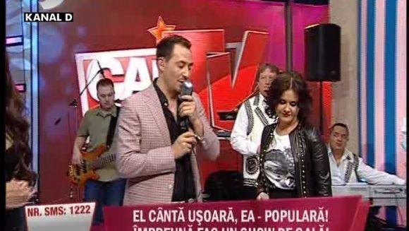 De Paste, Stefan Stan si Niculina Stoican, duet de exceptie la CANCAN TV!